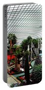 Flower Dome 3 Portable Battery Charger