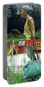 Flower Dome 31 Portable Battery Charger
