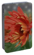 Flower Dreams Portable Battery Charger
