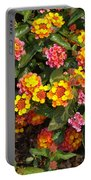 Flower Explosion Portable Battery Charger