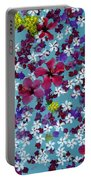 Flower Fantasy Guatemala Portable Battery Charger