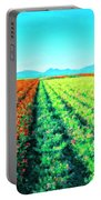 Flower Farm 1 Portable Battery Charger