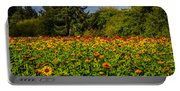 Flower Farm Portable Battery Charger