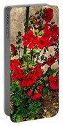 Flower Garden 11 Portable Battery Charger