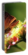 Flower Garden Friend Portable Battery Charger