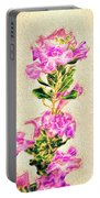 Flower-j Portable Battery Charger