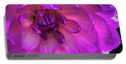Flower Portable Battery Charger