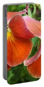 Flower Lips Portable Battery Charger