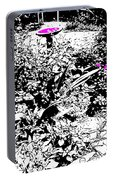 Flower Nectar Portable Battery Charger by Eikoni Images