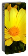 Flower Of Sunshine Portable Battery Charger