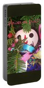 Flower Or Fruit Portable Battery Charger