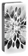 Flower Painting 3 Portable Battery Charger