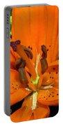 Flower Pistil Portable Battery Charger
