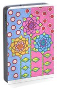 Flower Power 2 Portable Battery Charger