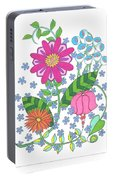Flower Power 3 Portable Battery Charger
