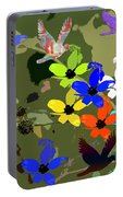 Flower Power 48 Portable Battery Charger