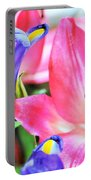 Flower Soft  Portable Battery Charger