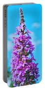 Flower Tower Portable Battery Charger