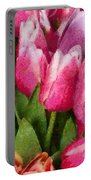 Flower - Tulip - A Young Girls Delight Portable Battery Charger