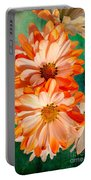 Flower-w Portable Battery Charger