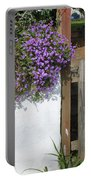 Flower Wall Portable Battery Charger