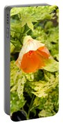 Flowering Maple Portable Battery Charger