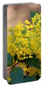 Flowering Plant 032514a Portable Battery Charger
