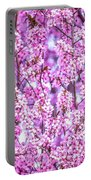 Flowering Plum Blossoms. Portable Battery Charger