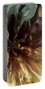 Flowers 001 Portable Battery Charger