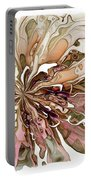 Flowers 004 Portable Battery Charger