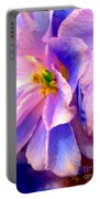 Flowers 31 Portable Battery Charger