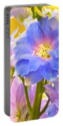Flowers 38 Portable Battery Charger