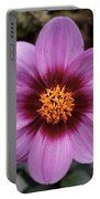 Flowers 65 Portable Battery Charger
