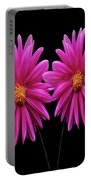 Flowers 74 Portable Battery Charger