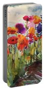 Wildflower Trail Portable Battery Charger