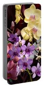 Flowers 868 Portable Battery Charger