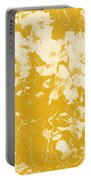 Flowers Abstract 3 Portable Battery Charger