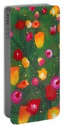 Flowers Afloat Portable Battery Charger