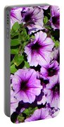 Flowers Alaska July  Portable Battery Charger