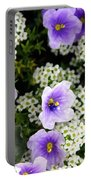Flowers Etc Portable Battery Charger