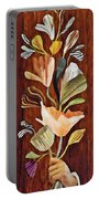 Flowers For Catherine Portable Battery Charger