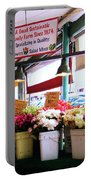 Flowers For Sale Portable Battery Charger