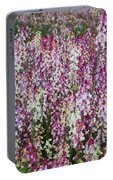 Flowers Forever Portable Battery Charger
