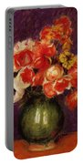 Flowers In A Vase 1901 Portable Battery Charger