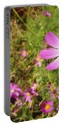 Flowers In Washington Park Portable Battery Charger