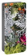 Flowers Of Boca I Portable Battery Charger