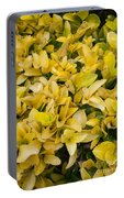 Flowers Of Domitilla Portable Battery Charger