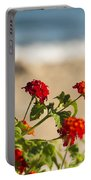 Flowers Of Rhodes Portable Battery Charger