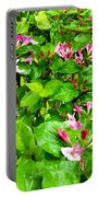 Flowery Flope Portable Battery Charger