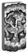 Fludds Primordial Fires, 1617 Portable Battery Charger